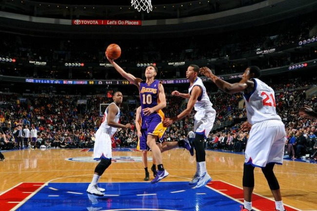 lakers-sixers