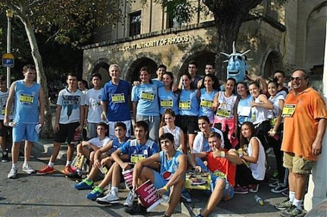 kolossos-roads to rhodes marathon
