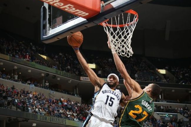 vince carter vs jazz