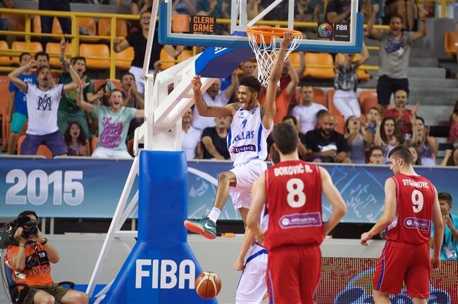 Tyler Dorsey-Serbia-Greece