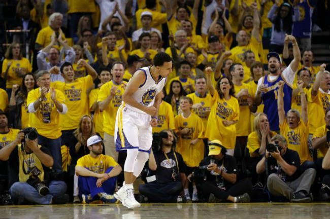 steph curry-finals