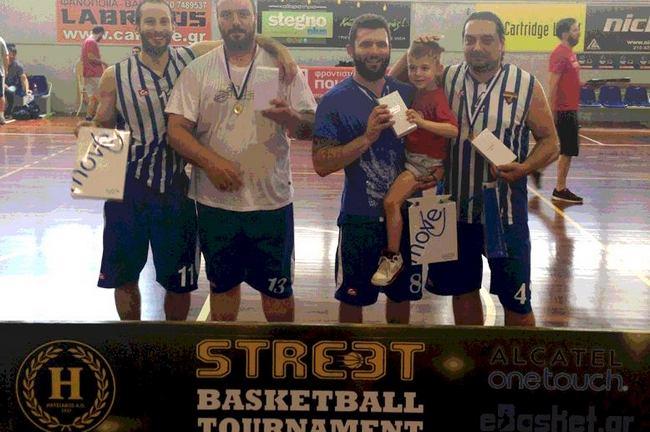 street Basketball Tournament
