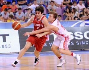 Κροατία – Τουρκία 91-56