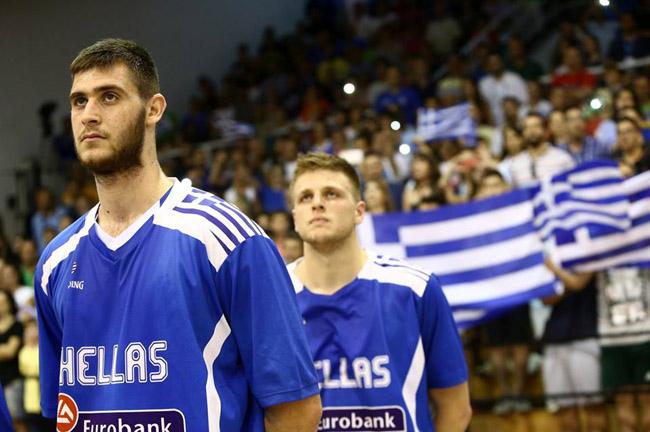 Βασίλης Χαραλαμπόπουλος-Γιώργος Παπαγιάννης