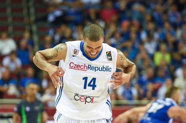 Blake Schilb-CZECH REPUBLIC-Eurobasket 2015