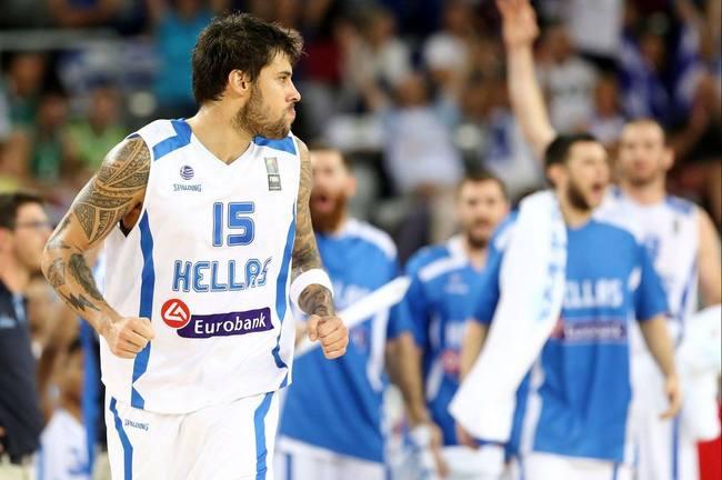 Giorgos Printezis-Eurobasket-Greece-Hellas-Ethniki Andron