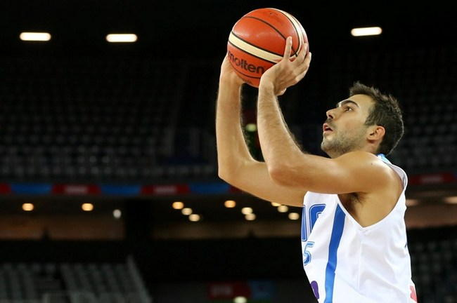 Kostas Sloukas-Eurobasket-Greece-Hellas-Holland-Netherlands