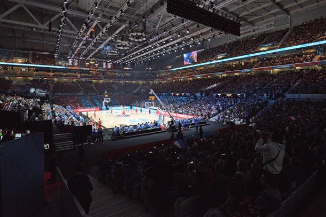 Pierre Mauroy-lille-eurobasket
