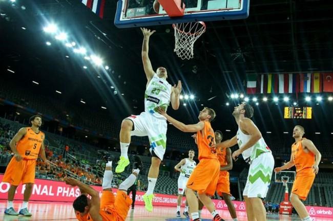 slovenia-Holland-Eurobasket