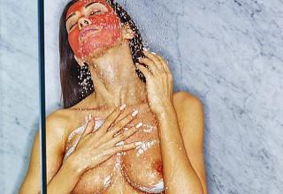 Μάσκα ομορφιάς - Λένα Καραλή