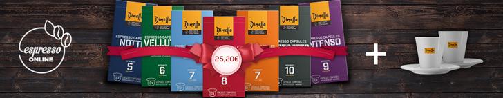 espressoonline.gr - Dimello capsules Nespresso mahines compatible